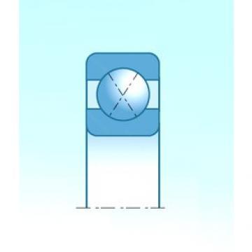 25,000 mm x 62,000 mm x 17,000 mm  NTN QJ305T2XC3 angular contact ball bearings