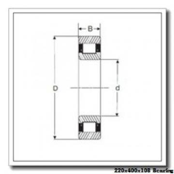 220 mm x 400 mm x 108 mm  NTN NJ2244 cylindrical roller bearings