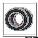 30 mm x 55 mm x 13 mm  SNR MLE7006HVUJ74S angular contact ball bearings